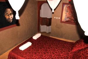 La Gazelle Bleue, Мини-гостиницы  Мерзуга - big - 19
