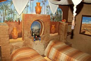 La Gazelle Bleue, Мини-гостиницы  Мерзуга - big - 50