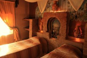 La Gazelle Bleue, Мини-гостиницы  Мерзуга - big - 54