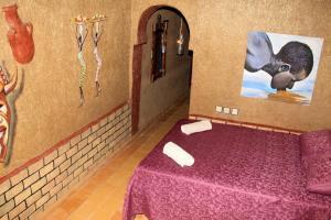 La Gazelle Bleue, Мини-гостиницы  Мерзуга - big - 6