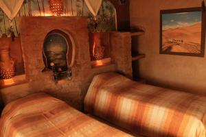 La Gazelle Bleue, Мини-гостиницы  Мерзуга - big - 58
