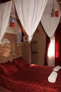 La Gazelle Bleue, Мини-гостиницы  Мерзуга - big - 60