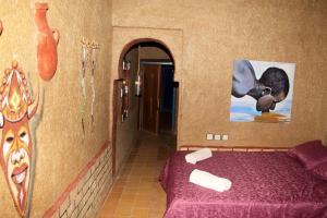 La Gazelle Bleue, Мини-гостиницы  Мерзуга - big - 70