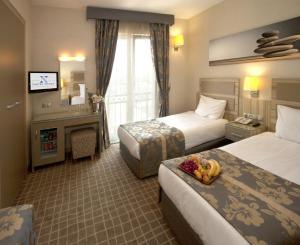 Nanda Hotel, Hotely  Istanbul - big - 3
