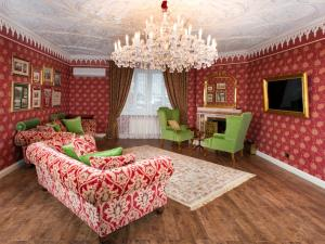 Загородный отель Викторианский Коттедж, Дедовск