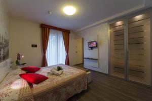 Hotel Venezia, Szállodák  Caorle - big - 41