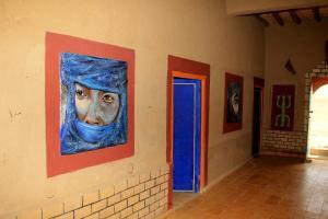 La Gazelle Bleue, Мини-гостиницы  Мерзуга - big - 64