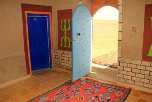 La Gazelle Bleue, Мини-гостиницы  Мерзуга - big - 39