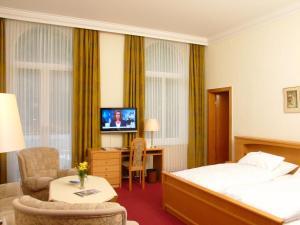Hotel Wittekind, Отели  Бад-Эйнхаузен - big - 10