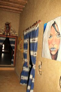 La Gazelle Bleue, Мини-гостиницы  Мерзуга - big - 36
