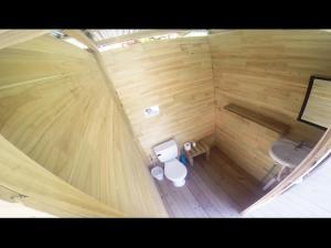 Single Room with Shared External Bathroom