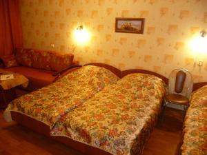 Apartamenty Na Marshala Vasilevskogo 3, Apartments  Ivanovo - big - 1