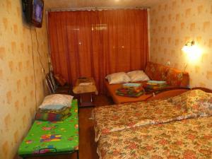 Apartamenty Na Marshala Vasilevskogo 3, Apartments  Ivanovo - big - 11