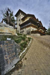 Hotel Villa Danilo, Отели  Гамберале - big - 15