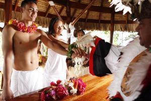 Sofitel Bora Bora Marara Beach Resort, Hotel  Bora Bora - big - 53