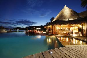 Sofitel Bora Bora Marara Beach Resort, Hotel  Bora Bora - big - 27