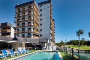 Coral Towers Holiday Suites, Apartmánové hotely  Cairns - big - 1