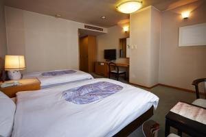 Hotel New Tsuruta, Ryokans  Beppu - big - 24
