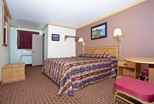 National 9 Inn - Placerville, Hotels  Placerville - big - 5