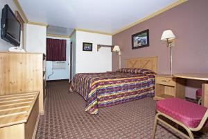 National 9 Inn - Placerville, Hotels  Placerville - big - 8