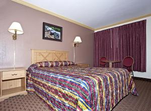 National 9 Inn - Placerville, Hotels  Placerville - big - 17