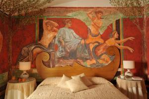 Hotel Villa Clementina, Hotely  Bracciano - big - 14