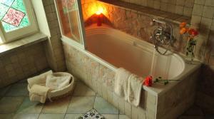 Hotel Villa Clementina, Hotely  Bracciano - big - 18