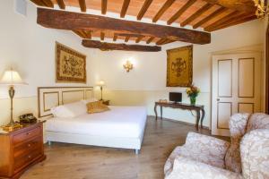 Castello Delle Serre, Bed and breakfasts  Rapolano Terme - big - 8