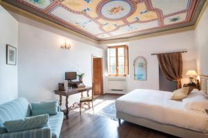 Castello Delle Serre, Bed and breakfasts  Rapolano Terme - big - 9