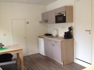 Camelot Rooms, Apartments  Eindhoven - big - 13