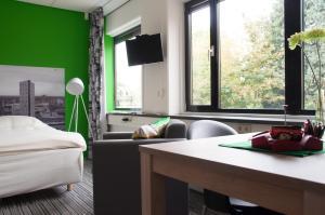 Camelot Rooms, Apartments  Eindhoven - big - 11