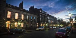 Adria House, Guest houses  Edinburgh - big - 1