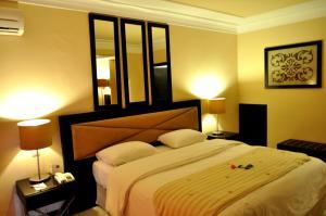 Casablanca Le Lido Thalasso & Spa (ex Riad Salam), Hotel  Casablanca - big - 4