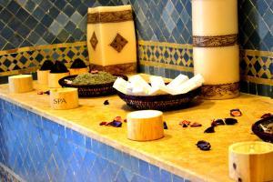 Casablanca Le Lido Thalasso & Spa (ex Riad Salam), Hotel  Casablanca - big - 27