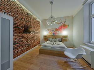 Apartament Aurora, Appartamenti  Cracovia - big - 119