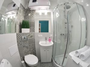 Apartament Aurora, Appartamenti  Cracovia - big - 127