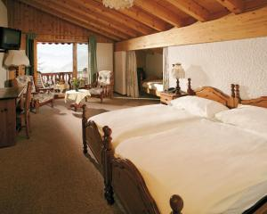 Hôtel Du Golf and Spa, Hotely  Villars-sur-Ollon - big - 11