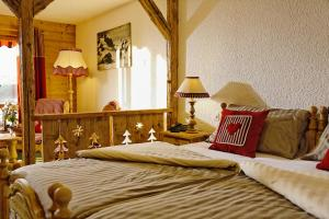 Hôtel Du Golf and Spa, Hotely  Villars-sur-Ollon - big - 14