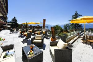Hôtel Du Golf and Spa, Hotely  Villars-sur-Ollon - big - 22