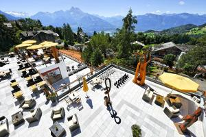 Hôtel Du Golf and Spa, Hotely  Villars-sur-Ollon - big - 32