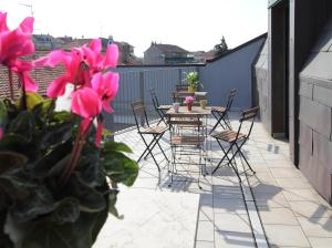 Feel Like Home In Milan, Apartmanok  Milánó - big - 52