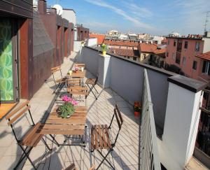 Feel Like Home In Milan, Apartmanok  Milánó - big - 58