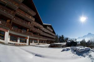 Hôtel Du Golf and Spa, Hotely  Villars-sur-Ollon - big - 35
