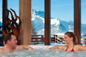 Hôtel Du Golf and Spa, Hotely  Villars-sur-Ollon - big - 23