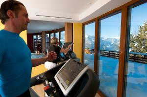 Hôtel Du Golf and Spa, Hotely  Villars-sur-Ollon - big - 21