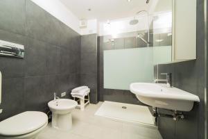Hotel Venezia, Szállodák  Caorle - big - 48