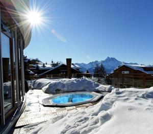 Hôtel Du Golf and Spa, Hotely  Villars-sur-Ollon - big - 30