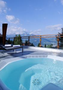 Hôtel Du Golf and Spa, Hotely  Villars-sur-Ollon - big - 37