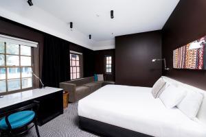 Habitación Premier con cama extragrande