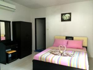 Baansanook Bungalows & Pool, Penziony – hostince  Ko Chang - big - 11